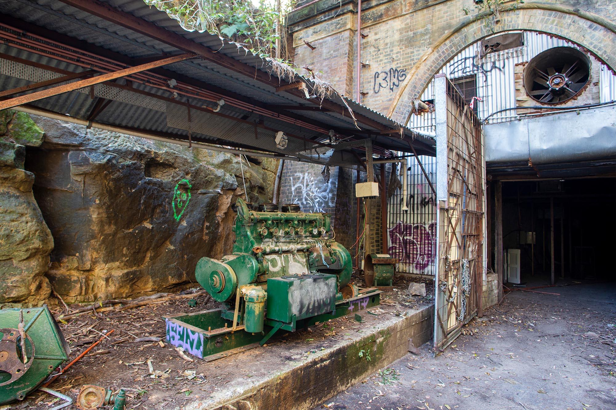 Glenbrook Railway Tunnel