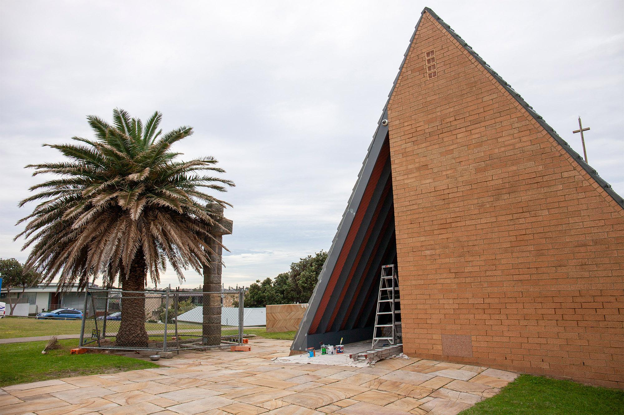 Prince Henry Hospital Site - Chapel