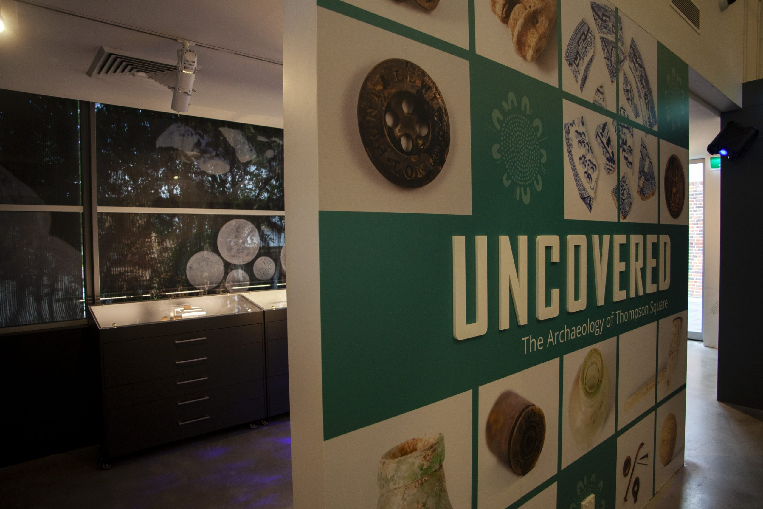 UNCOVERED Exhibition